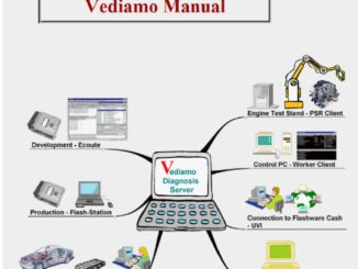 How to Install Mercedes Benz Vediamo Software1