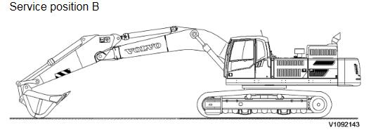 How-to-Replace-Exhaust-Pipe-Flexible-Tube-for-Volvo-EC480-Excavator-1