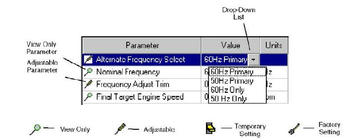 How-to-Use-Cummins-Inpower-Pro-Adjust-Value-for-Genset-Parameter-2