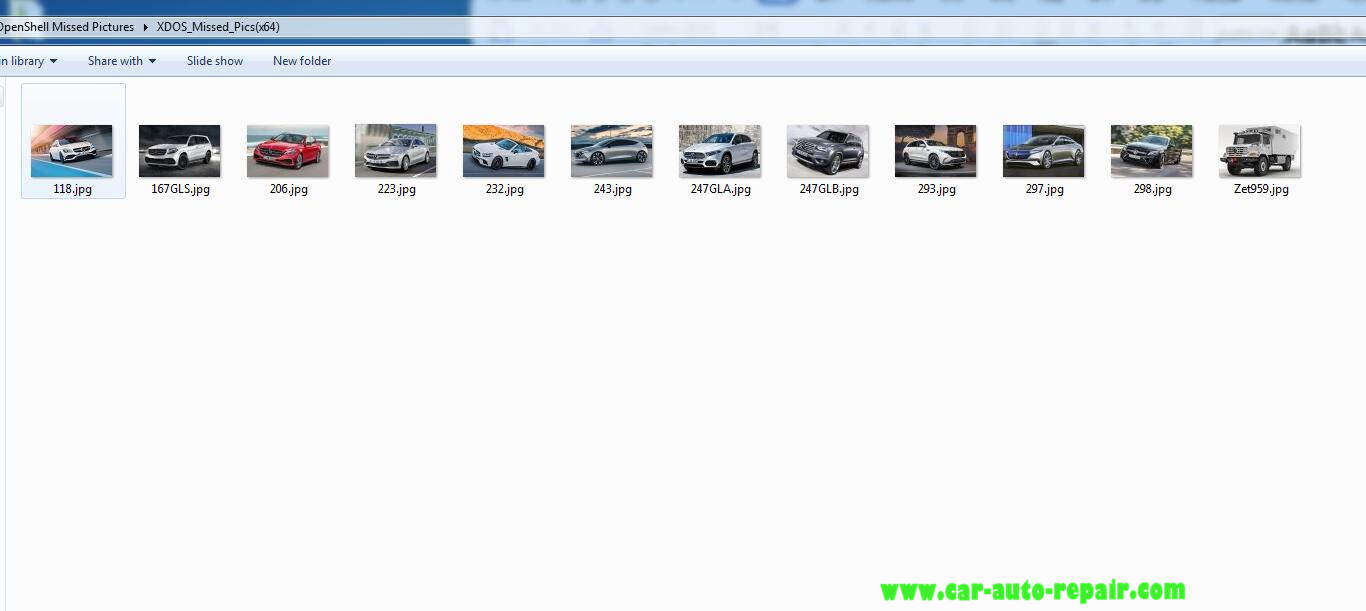 How-to-Fix-Benz-Xentry-Missing-Pictures-Problem-3