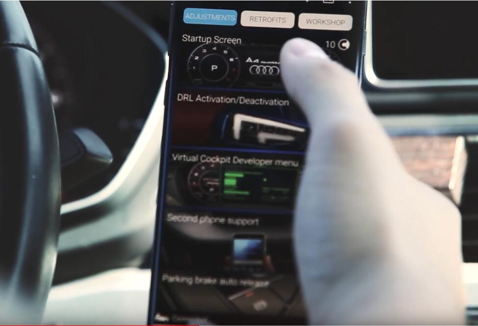 Audi-A4-2016-2019-Startup-Screen-Coding-by-OBDeleven-4