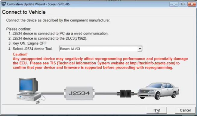How-to-ReprogramUpgrade-Toyota-ECUPCM-by-Techstream-11