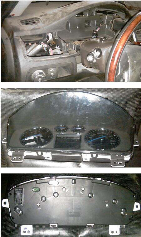 Remove-Disassemble-Instrument-Cluster-for-Cadillac-Escalade-7