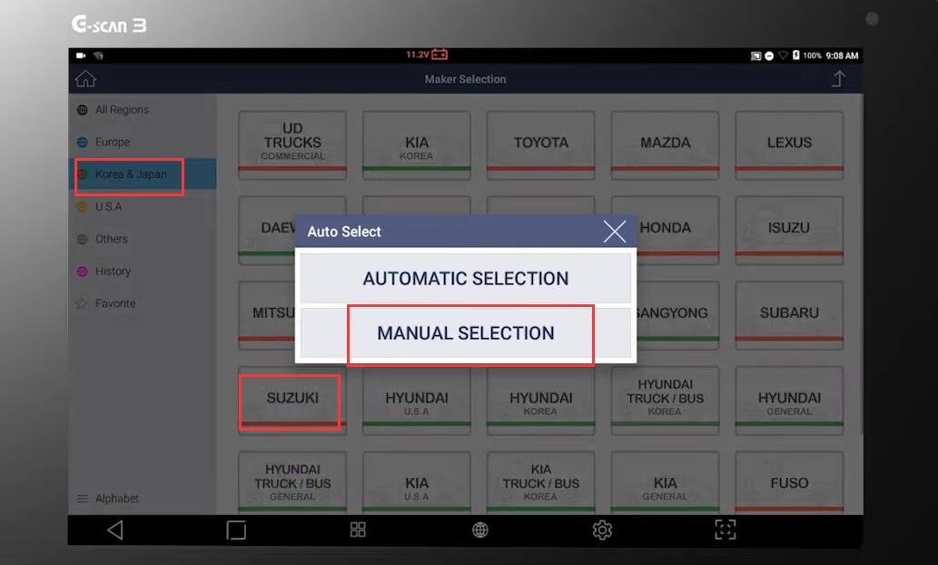 How-to-Do-Injector-Coding-by-G-scan-on-Suzuki-S-Cross-Vitara-with-D16A-Engine-3
