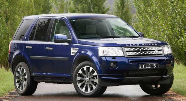 Land-Rover-Freelander-Engine-P245A-Trouble-Repair-by-X431-PRO3-1