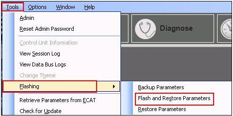 Paccar-ESA-FlashingUpgrading-Software-for-Vehicle-Control-Unit-1