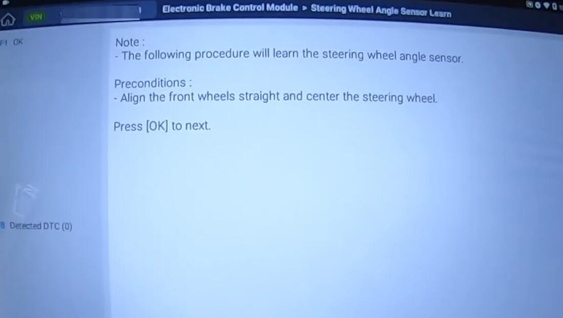 Steering-Angle-Sensor-Calibration-by-G-Scan-on-Chevrolet-Bolt-EV-7