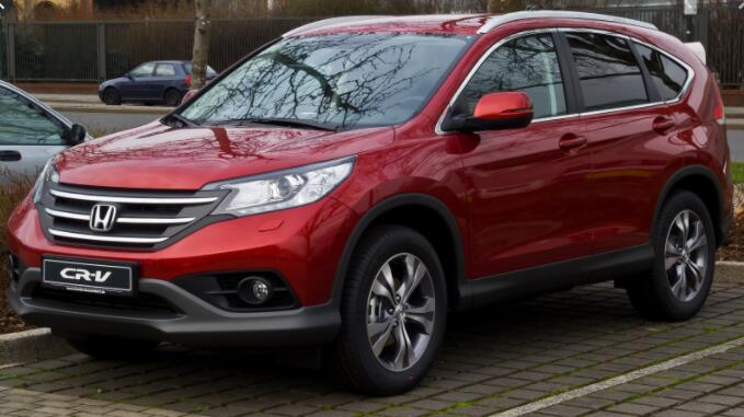 5-Common-Problems-on-the-4-Generation-Honda-CR-V-SUV-1