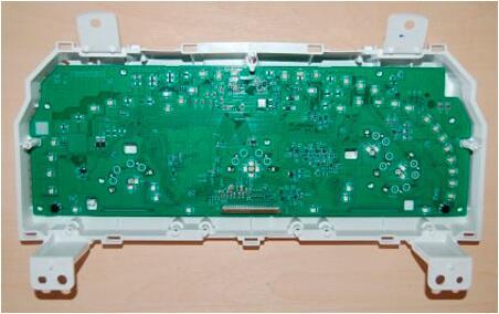 How-to-Disassemble-Instrument-Cluster-93C66-for-Toyota-Camry-12