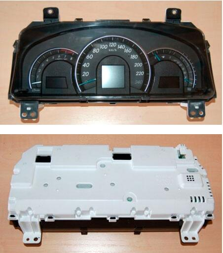 How-to-Disassemble-Instrument-Cluster-93C66-for-Toyota-Camry-8