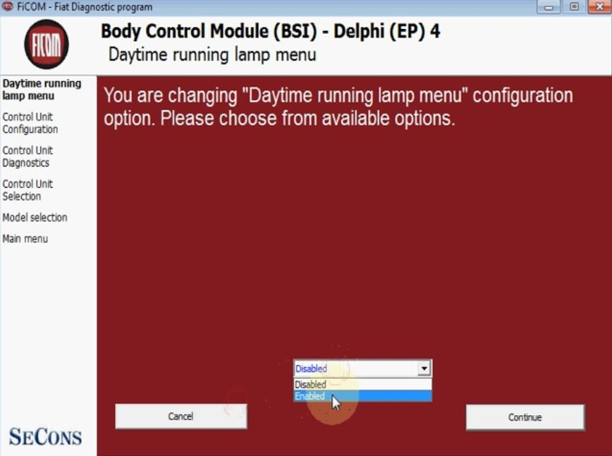 How-to-Enable-Day-Time-Running-Lamp-Menu-on-Fiat-Punto-Evo-by-FiCOM-11