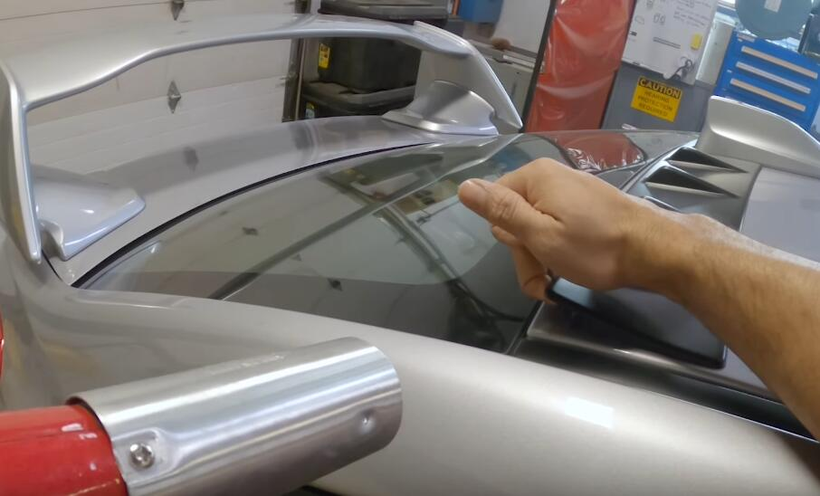 How-to-Remove-3M-Tape-Attached-Trim-Pieces-from-Subaru-2020-STI-5