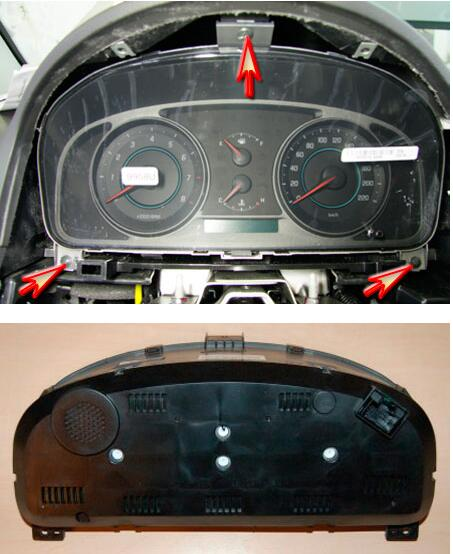 How-to-Remove-Chevrolet-Captiva-Instrument-Cluster-for-24C16-4