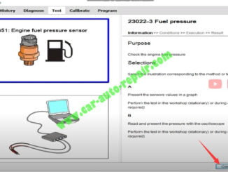 Volvo-PTT-Check-Engine-Fuel-Pressure-for-Volvo-FM4-Truck-3