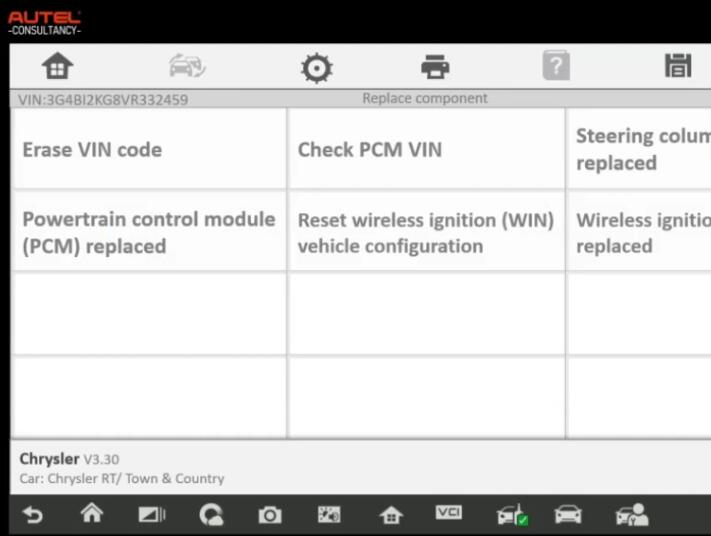 Chrysler-Town-2012-Used-PCM-Reprogramming-by-Autel-IM608-9