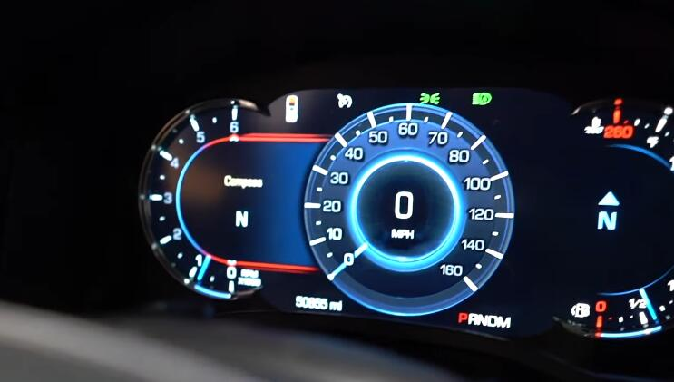 How-to-Reset-Oil-Life-Maintenance-Reminder-on-2016-Cadillac-Escalade-4