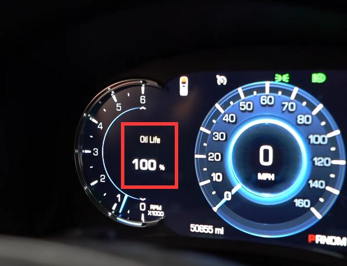 How-to-Reset-Oil-Life-Maintenance-Reminder-on-2016-Cadillac-Escalade-8