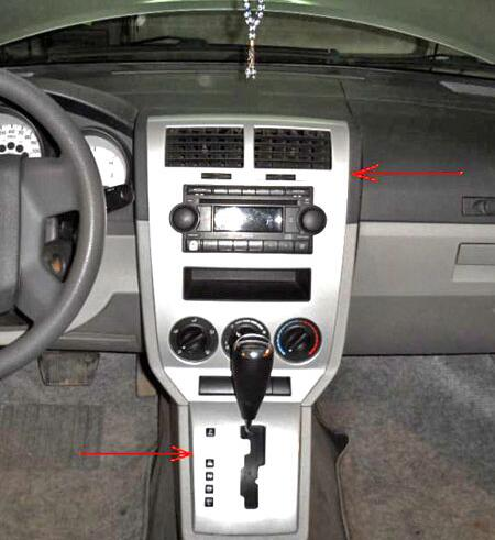 Remove-Disassemble-Instrument-Cluster-for-Dodge-Caliber-2
