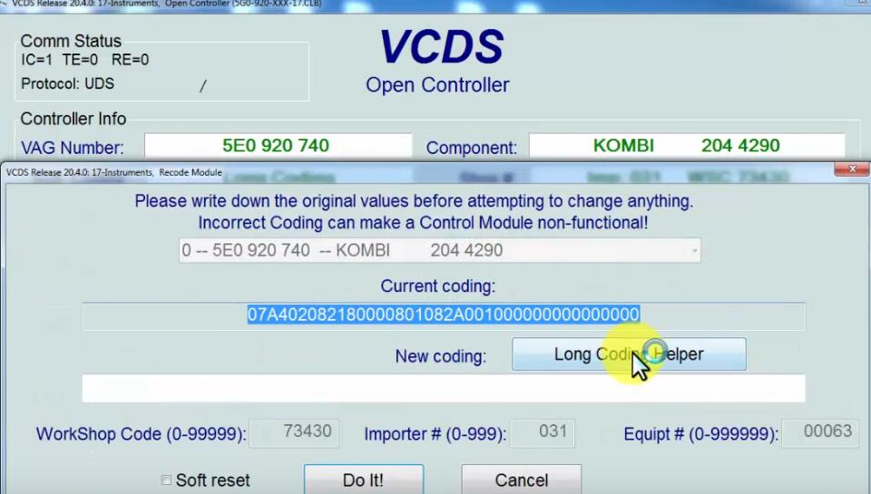 How-to-Activate-Staginggauge-Test-needle-by-VCDS-on-Skoda-A7-5