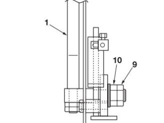 How-to-Adjust-Throttle-Lever-for-Takeuchi-TB128-Excavator-2