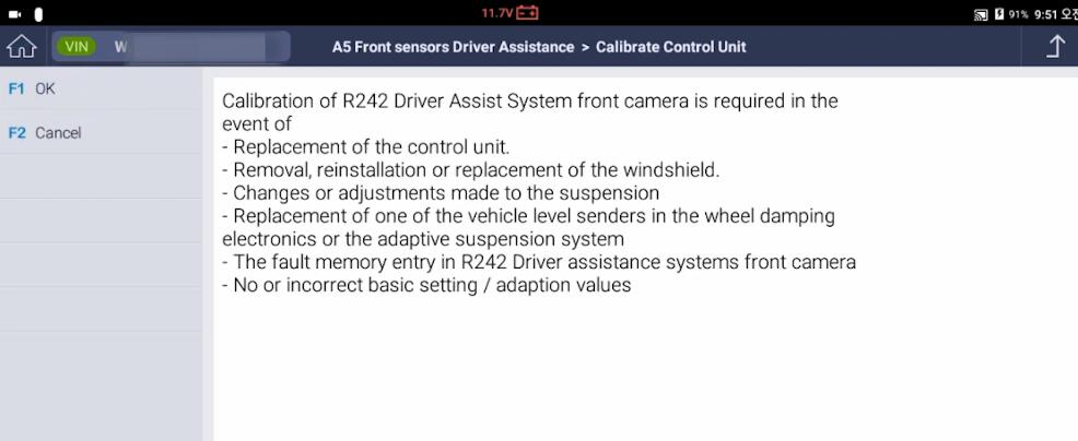How-to-Do-Front-Camera-Calibration-with-G-scan-for-2018-Volkswagen-Atlas-15