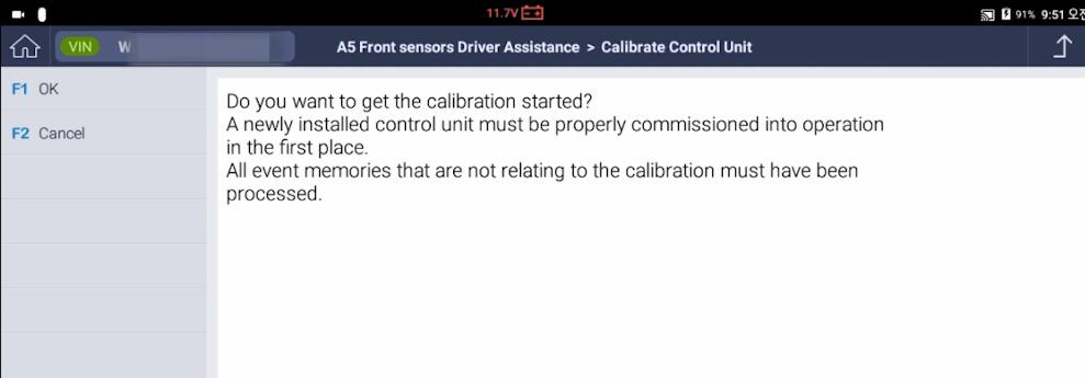 How-to-Do-Front-Camera-Calibration-with-G-scan-for-2018-Volkswagen-Atlas-16
