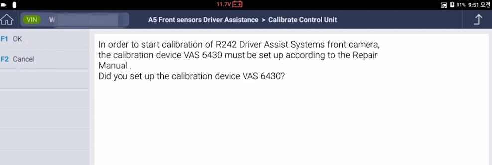How-to-Do-Front-Camera-Calibration-with-G-scan-for-2018-Volkswagen-Atlas-17