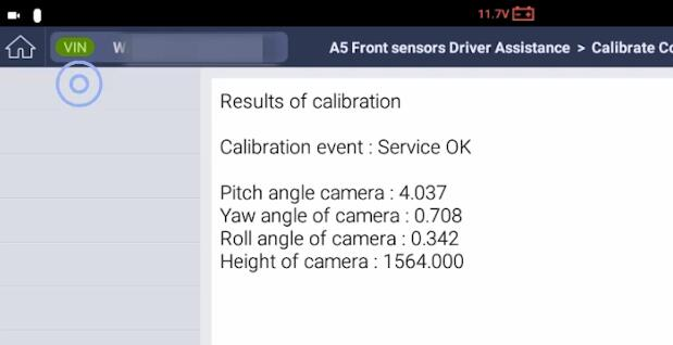How-to-Do-Front-Camera-Calibration-with-G-scan-for-2018-Volkswagen-Atlas-22