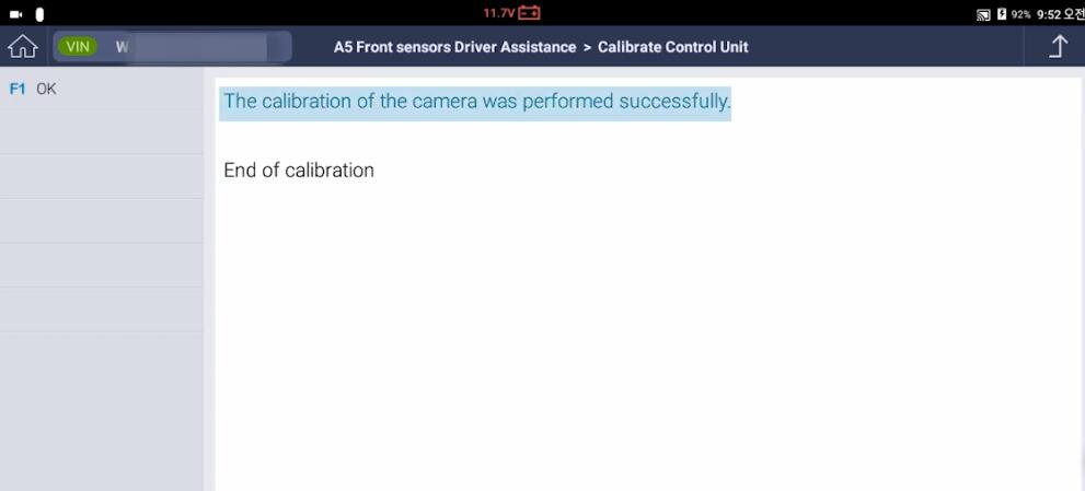 How-to-Do-Front-Camera-Calibration-with-G-scan-for-2018-Volkswagen-Atlas-23