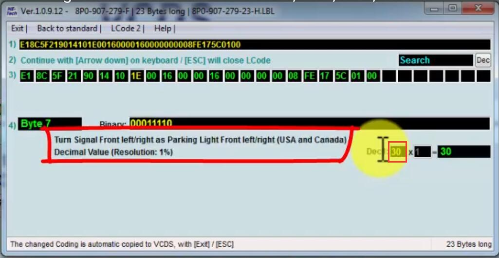 How-to-Enable-US-Style-Indicators-by-VCDS-for-2004-Audi-A3-7