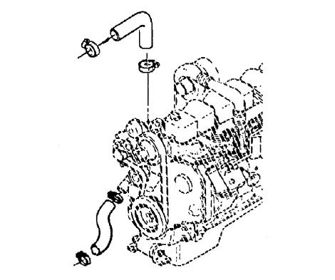 How-to-Remove-Engine-for-CLARK-Forklift-C500-5