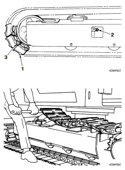 How-to-Remove-Install-Crawler-and-Steel-for-Takeuchi-TB128-4