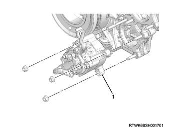 How-to-Remove-Power-Steering-Oil-Pump-for-ISUZU-4JJ3-6