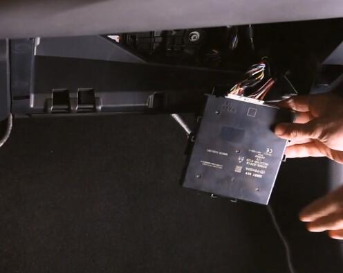 How-to-Reset-ID-Box-Replace-Smart-System-for-Toyota-Corolla-2020-Hybrid-15