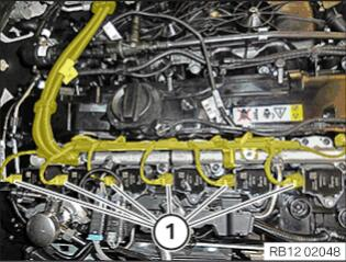 BMW-X7-Injectors-Ignition-Coils-Wiring-Harness-Replacement-27