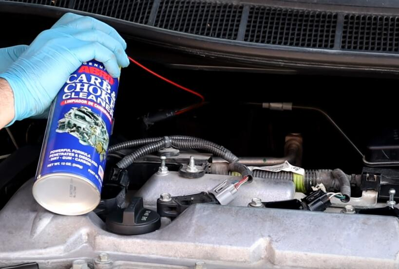 How-to-Clean-Oxygen-Sensor-without-removing-It-for-Toyota-Camry-2017-10