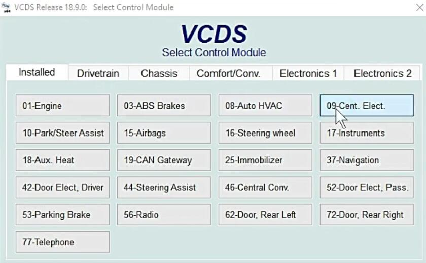 How-to-Clear-LED-Errors-via-VCDS-for-VW-3