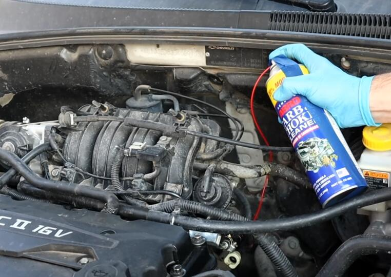 How-to-Quick-Clean-Fuel-Injectors-Directly-without-Disassembling-7