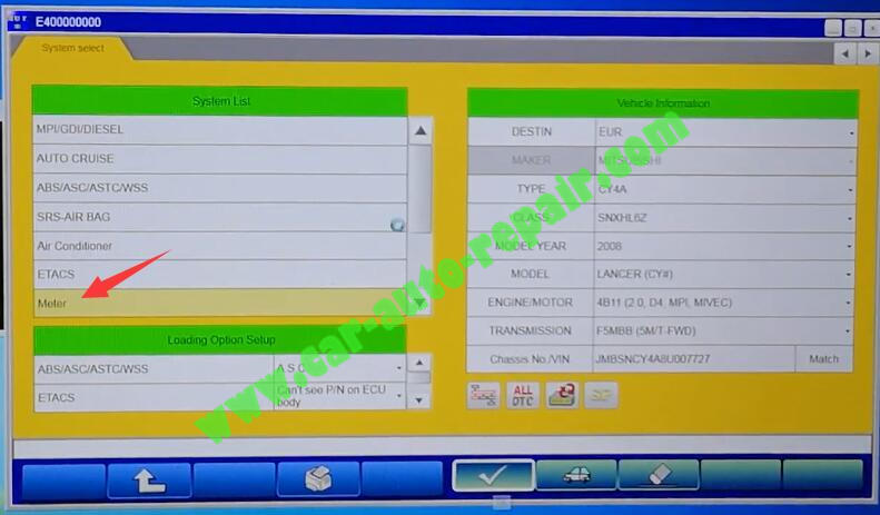 How-to-Use-MUT-III-Diagnostic-Software-Actuator-Test-Function-2
