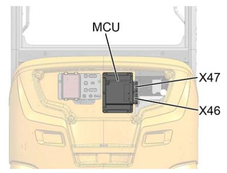 Still-RX20-Forklift-Truck-Traction-Controller-MCU3-Removing-Installing-Guide-1