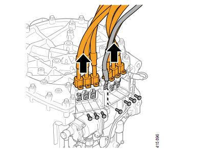 How-to-Remove-Electric-Machine-for-Scania-CK-Series-Buses-2020-5
