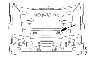 How-to-Remove-Install-Inspection-Lamp-Socket-for-Scania-Truck-3