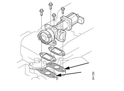 How-to-Replace-EGR-Valve-for-Scania-Truck-7-Litre-Engine-3
