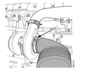 How-to-Test-Pressure-for-Scania-CK-Series-Truck-EGR-System-1