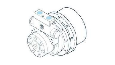 How-to-Install-Gearmotor-for-JLG-X14J-Lift-Machine-3