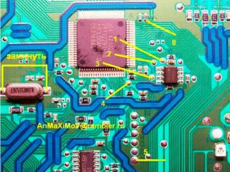 How-to-Remove-93C56-Chip-for-Dacia-Daster-2010-10