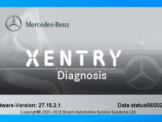 Xentry Diagnostic Software