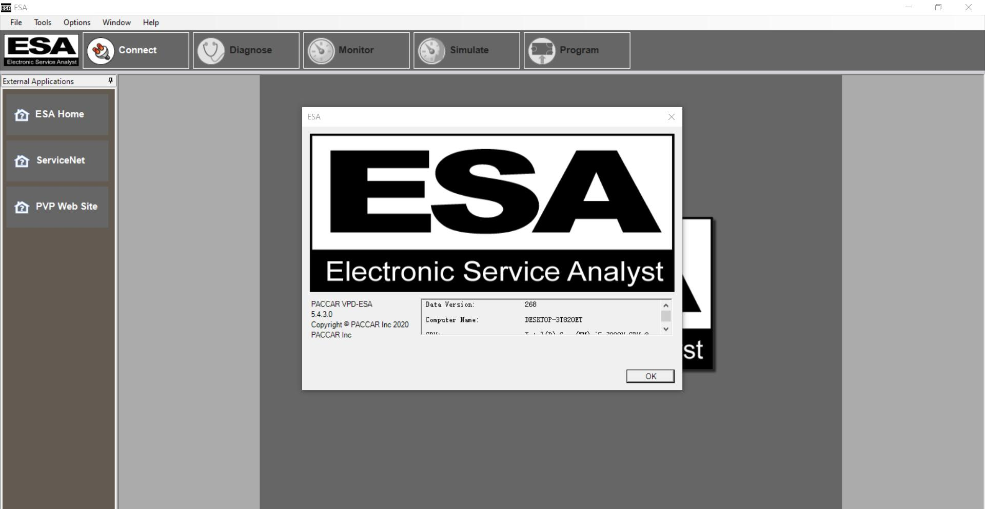 Paccar-ESA-Electronic-Service-Analyst-5.4.3