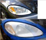 restore headlight