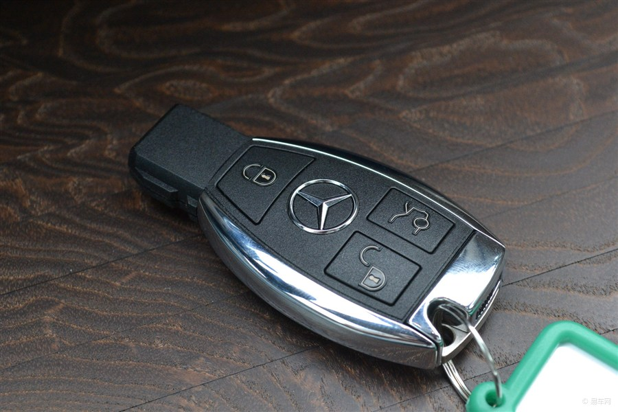 Benz IR Key